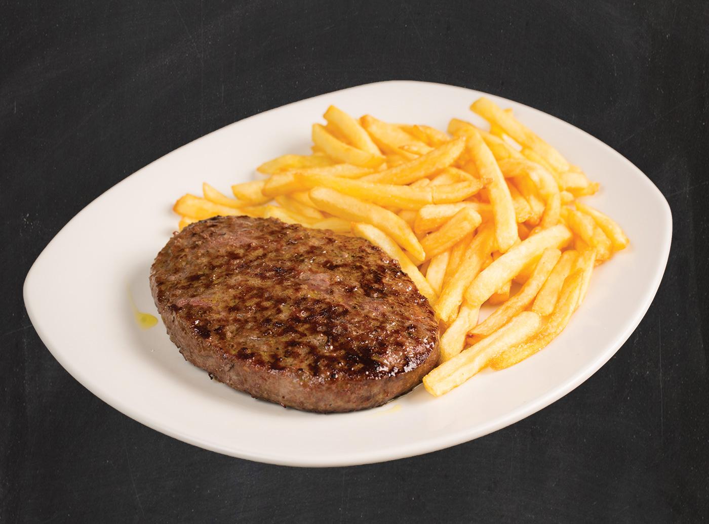 Hamburger Bl. Angus (400gr.)