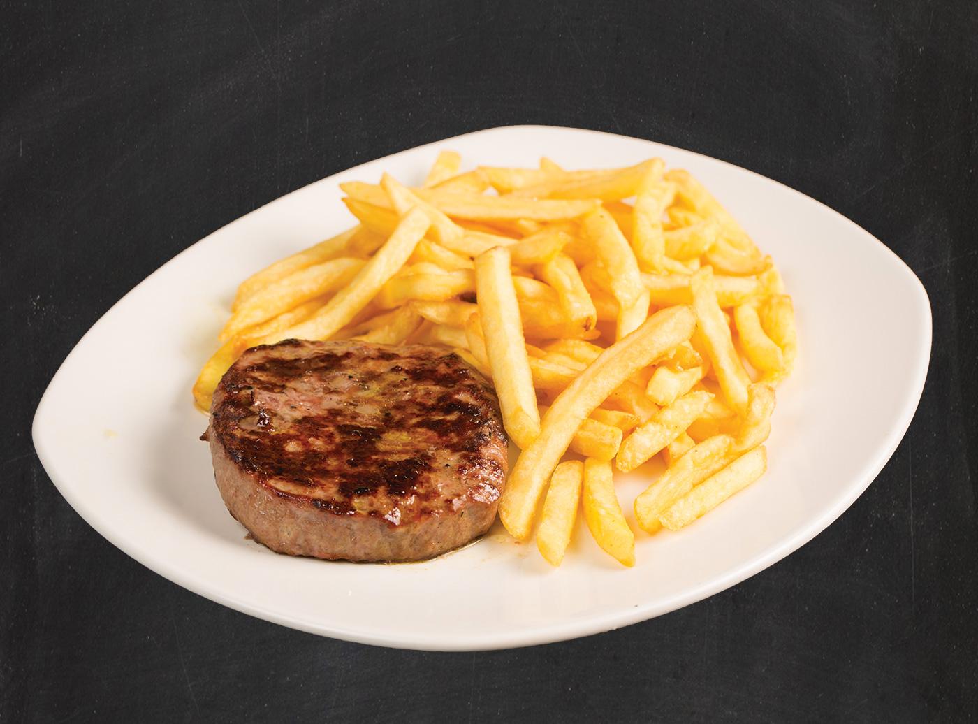 Hamburger  Bl. Angus (220gr.)