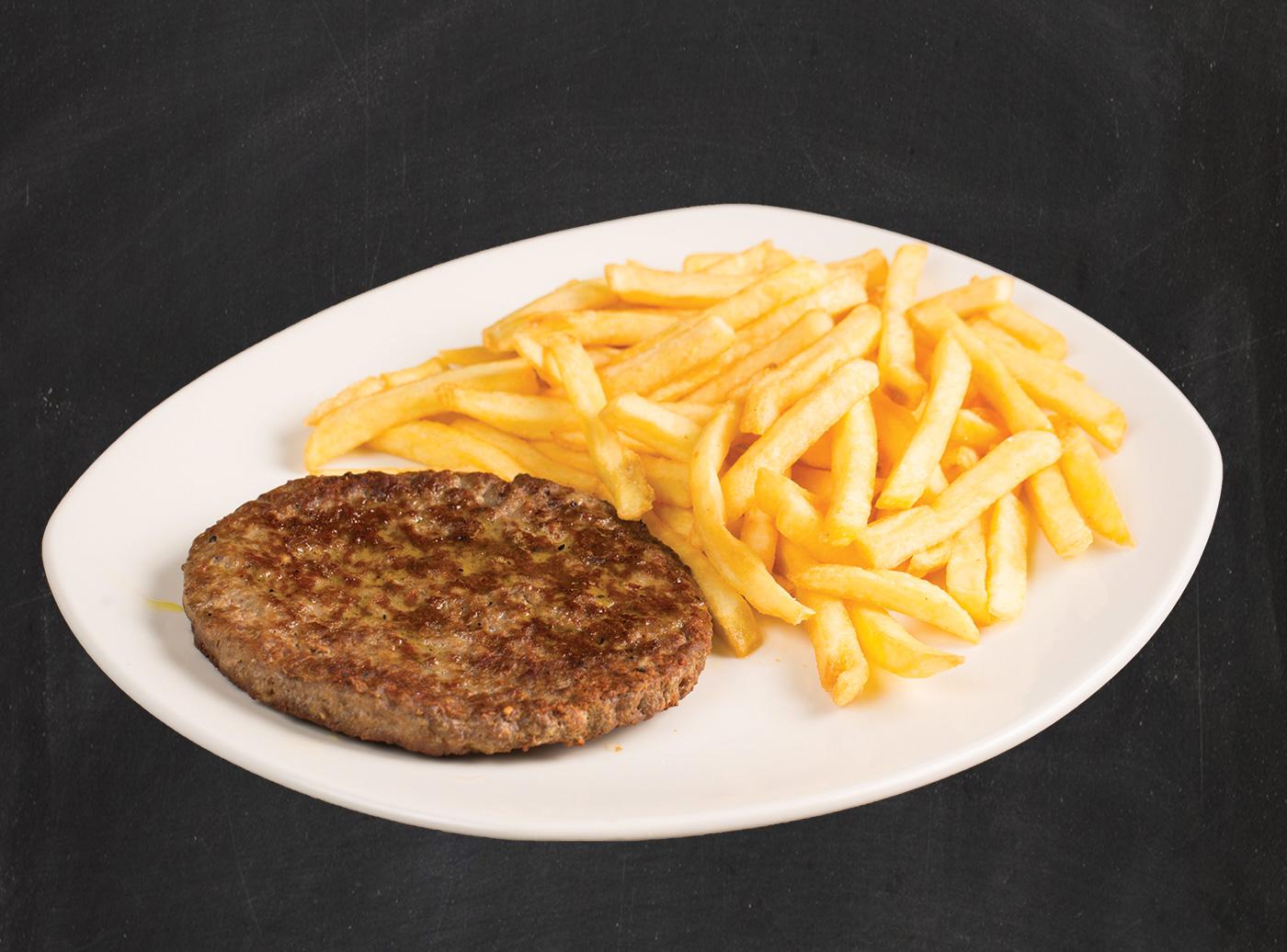 Hamburger Bavarese (220 gr.)