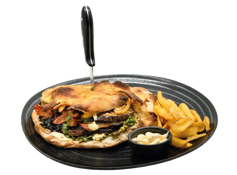 Pinzburger Cipolla e Pancetta