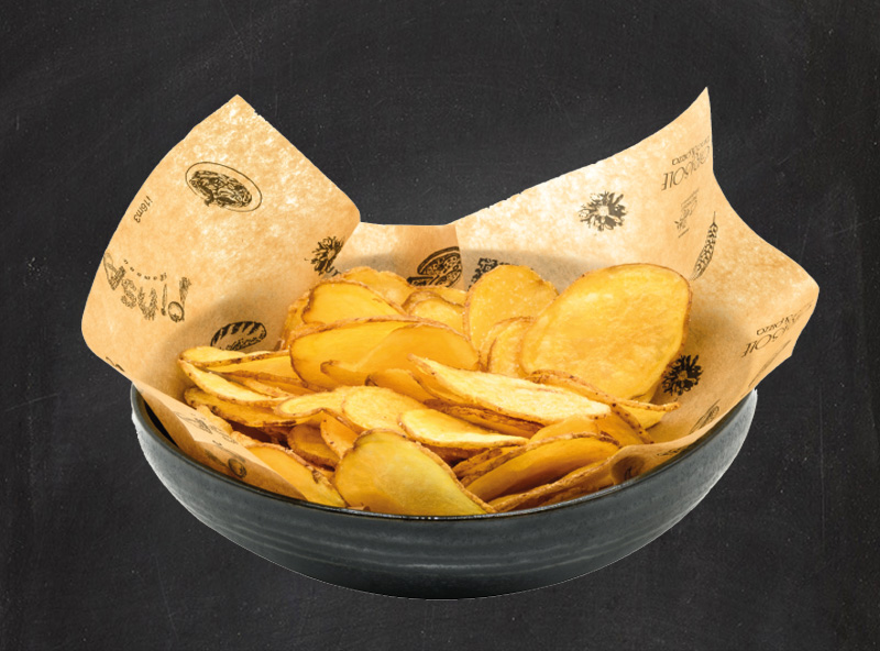 Patate Crispy Chips
