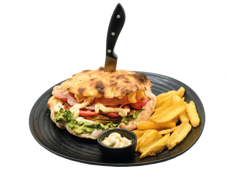 Pinzburger Burrata e Zafferano