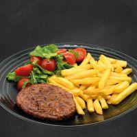 Hamburger Scottona (220gr) con Patatine Stck